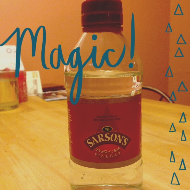 magic vinegar