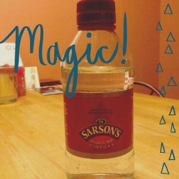 magic vinegar