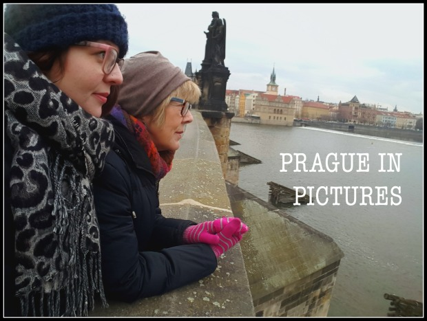 PRAGUE IN PICTURES HEADLINE